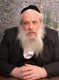 הרב חנוך זייברט, ראש עיריית בני-ברק