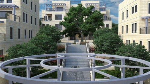 מוזיאון רזידנס בירושלים המשווק על ידי חברת דרא קרדיט הדמייה אחים ישראל (742 x 417)