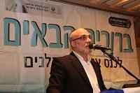 ארגון קבלני מחוז דן אברהם להב צילום דוד סרנוב