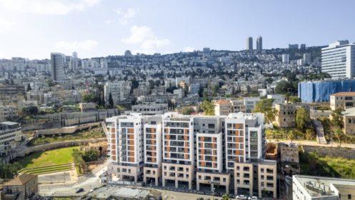 הרובע של חברת גולדן ארט בחיפה זווית רחבה קרדיט צילום – Mike Tat Photography (748 x 421)