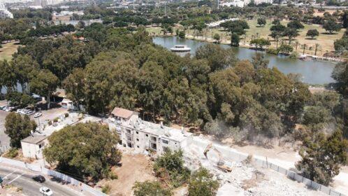 הבניינים הישנים בפרויקט THE LAKE של סרוגו וצמח המרמן צילום ינאי אלפסי (3) (960 x 540)-fa678e38